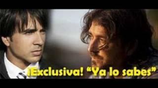 Ya lo sabes Luis Fonsi a dúo con Antonio Orozco.