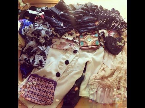 Kleiderschrank-Sale / Ich miste wieder aus
