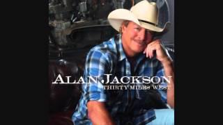 """Life Keeps Bringin' Me Down"" - Alan Jackson (Lyrics in description)"