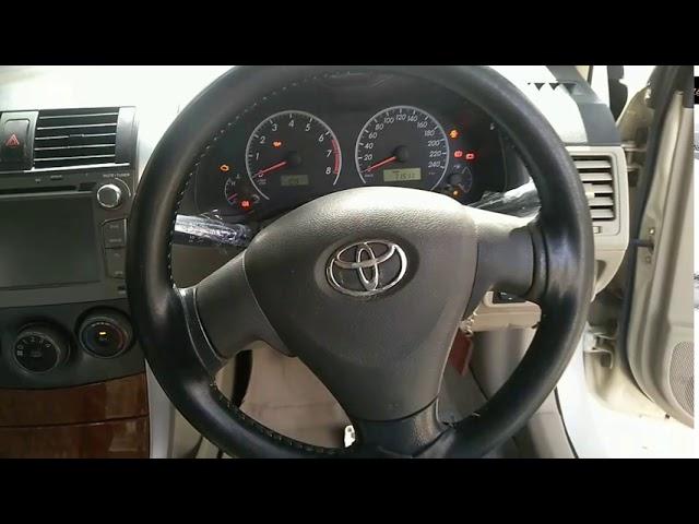 Toyota Corolla GLi 1.3 VVTi 2012 for Sale in Karachi