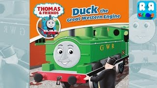 Duck the Great Western Engine | Thomas & Friends: Read & Play