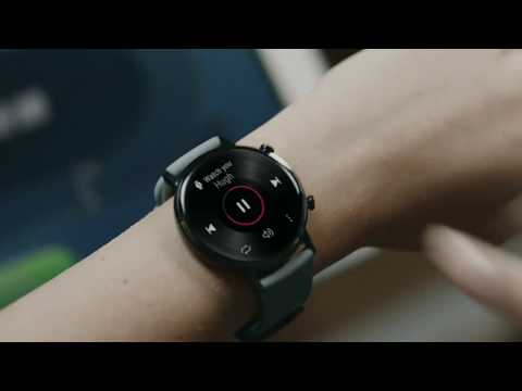 Huawei Watch GT 2 Sport Edition (46mm, Metall, Kunststoff)