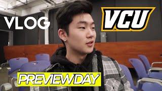 VCU Preview Day Trip | RVA Vlog
