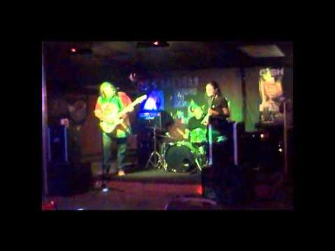 Jimi hendrix's Red House cover live Big John Jordan
