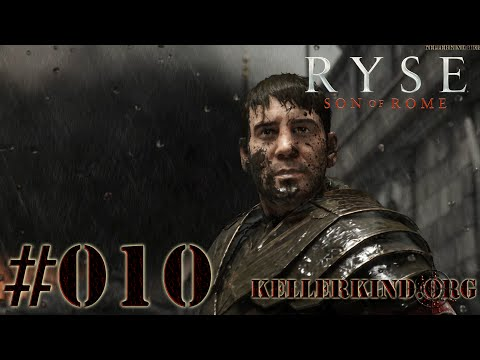 Ryse: Son of Rome [HD|60FPS] #010 - Damokles Rache ★ Let's Play Ryse