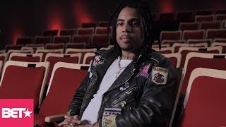 We caught up with Vic Mensa just hours after the legend passed