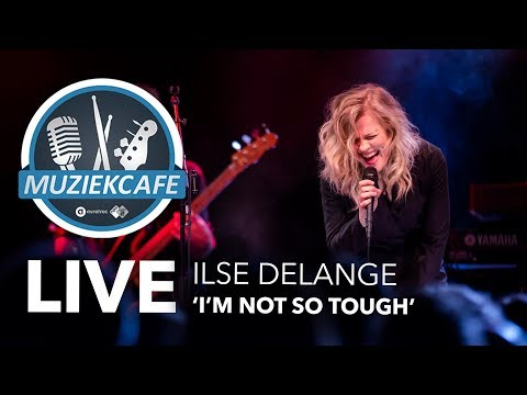Ilse DeLange - 'I'm Not So Tough' live bij Muziekcafé