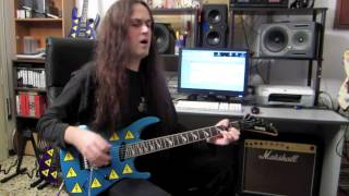Guitar videos - DANIELE LIVERANI - Giving