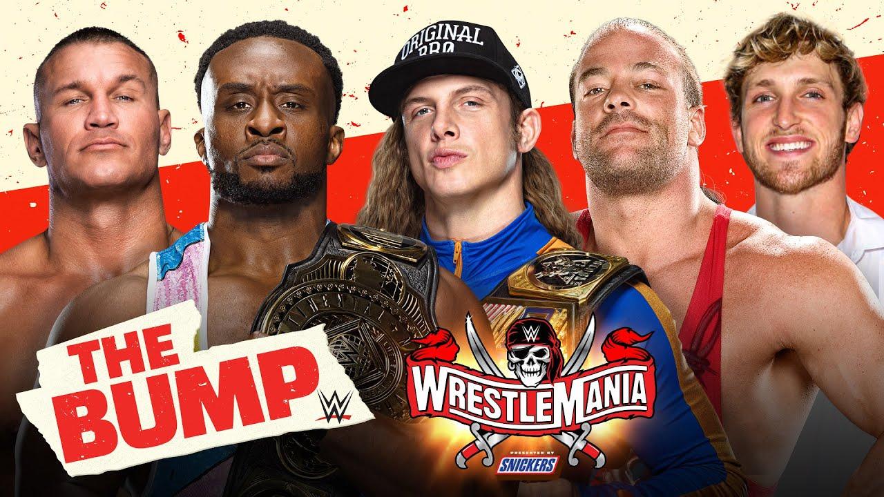The Bump: WrestleMania 37 (Night Two)