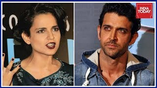 Kangana Ranaut Junks Claim That She Sought Call Records Of Hrithik Roshan
