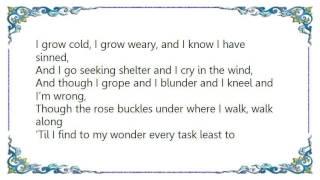 Frank Sinatra - Stay With Me Main Theme from the Cardinal Lyrics