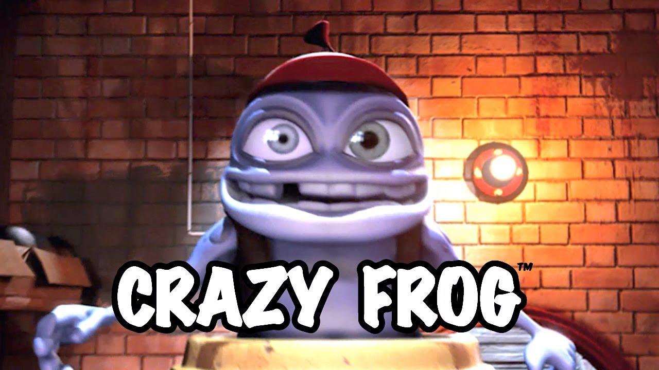 Crazy Frog — Pinocchio