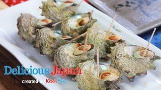 イタリア人が福岡県志賀島のお家にお邪魔して、もりもり出てくる海鮮料理と振る舞い酒沖縄泡盛でフラフラに!?|Shikano-Shima,FukuokaVol.2:DeliciousJapan!