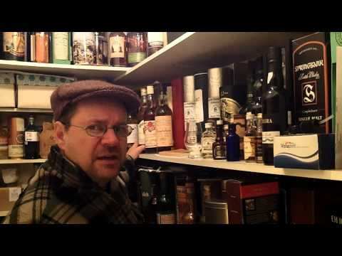 whisky review 515 – looking after your whisky collection.