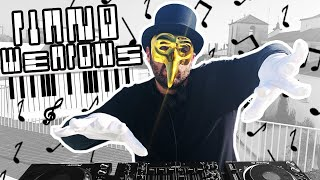 Claptone - Live @ Piano Weapons Livestream 2020