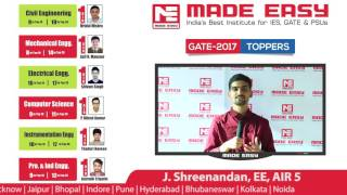 IES- MADE EASY 04/21/2017