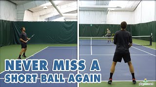 How To Stop Missing The Short Ball