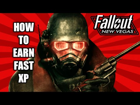 Fallout: New Vegas - How To Earn Fast XP