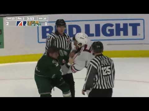 Dawson Butt vs. Montana Onyebuchi