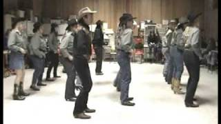 Country Line Dance - Copperhead Road - Steve Earl
