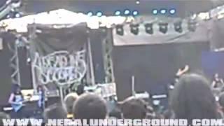 4 Dead in 5 Seconds - When Icarus Falls - Live @ Silence Fest III