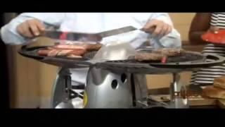 Summer Grilling Burger And Hot Dog Bar