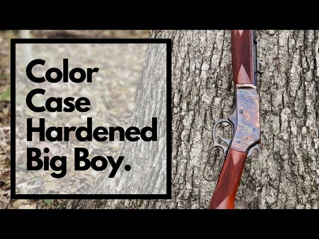 Henry Color Case Hardened Big Boy