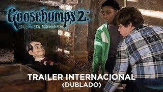 Goosebumps 2: Halloween Assombrado   DUB   Trailer Internacional   11 de outubro nos cinemas