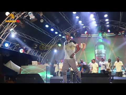 TAYE CURRENCY'S PERFORMANCE AT ARIYA REPETE GRAND FINALE 2019