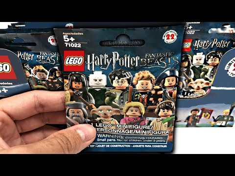 LEGO Minifigurines? 6213829 Harry Potter - Boite de 60 Minifigurines LEGO