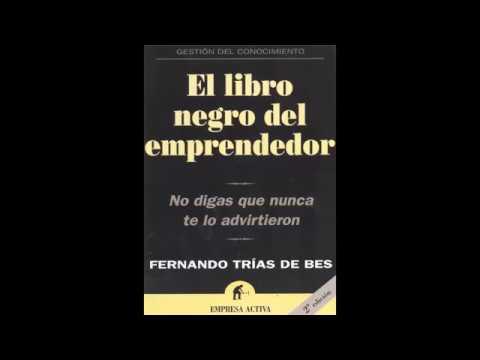 El libro negro del emprendedor - Audiolibro