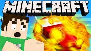 Minecraft - MY BED EXPLODED