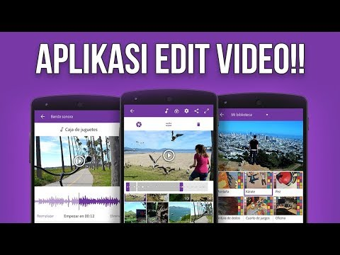 5 APLIKASI EDIT VIDEO TERBAIK DI SMARTPHONE, SEKELAS ADOBE PREMIERE! Mp3
