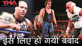 10 Reasons Why TNA FAILED* To Become As Good As WWE