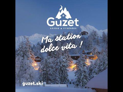 Guzet, la station de ski Dolce Vita