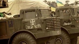 ДОРОГА НА СХІД. 27-й Сумський реактивний артилерійський полк в АТО