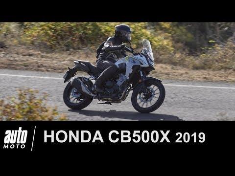 HONDA - CB500X ABS