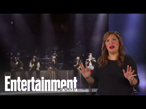 Cristela Alonzo Daydreams Of New Kids On The Block | Entertainment Weekly