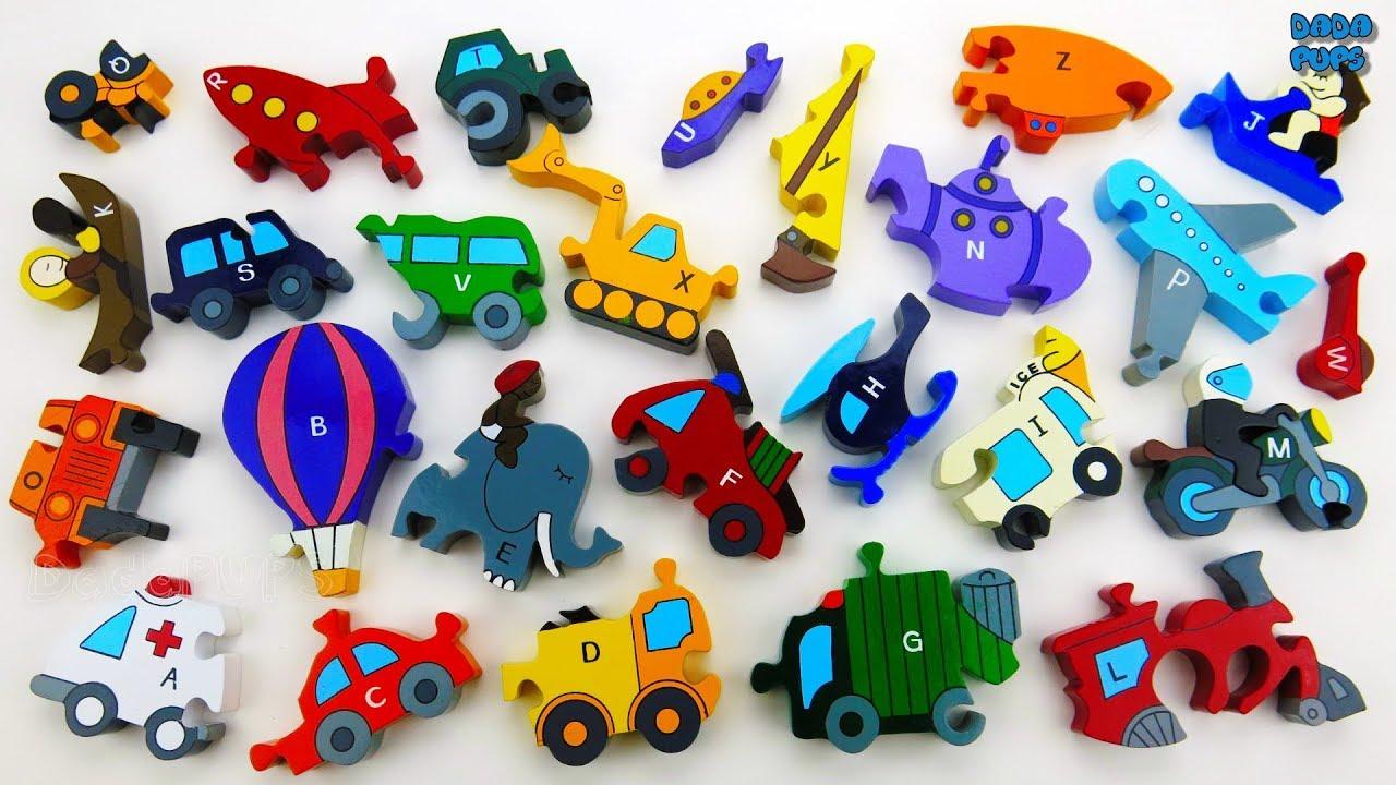 Download Transport Alphabet|ABC For Kids|ABC Cars & Transpo