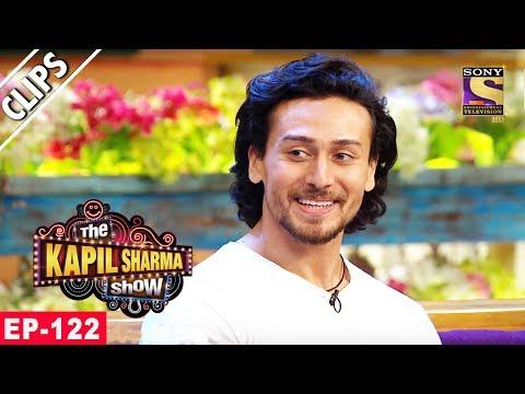 Sabbir Khan Reveals His Admiration for Tiger Shroff - The Kapil Sharma Show - 16th July, 2017