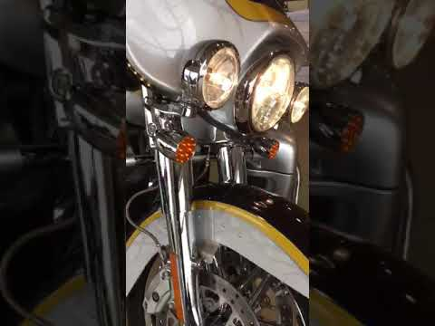 2012 Harley-Davidson CVO Electra Glide Ultra Classic Screamin Eagle FLHTCUSE7