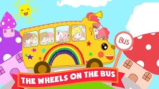 Wheels On The Bus(バスのうた)
