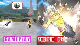 Dragon Ball The Final Power Level Warrior Android iOS Gameplay