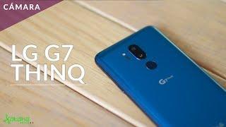 Así funciona la CÁMARA DOBLE del LG G7 ThinQ