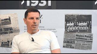 Film do artykułu: Trener Garbarni Maciej...