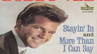 Bobby Vee: A fool never learns