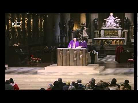Messe du 5 décembre 2014