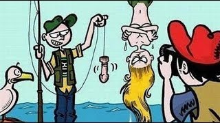 Aprende como pescar un delicioso salmon