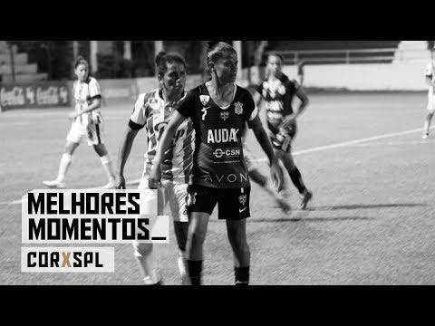 Melhores Momentos - Corinthians/Audax 2x0 Sportivo Limpeño - Copa Libertadores Feminina 2017