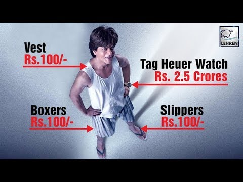 Shah Rukh Khan's Contradictory Promotional Tactic